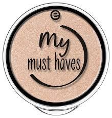 Купить <b>тени для век</b> essence <b>My</b> Must Haves Eyeshadow 01 Go ...