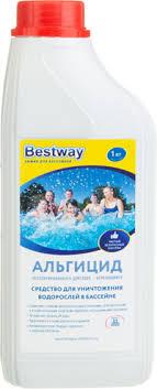 <b>Средство для бассейнов</b> BESTWAY жидкое, Альгицид ...