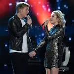 Katy Perry Calls Romance Between Idol's Caleb Lee Hutchinson and Maddie Poppe 'Divine Intervention'