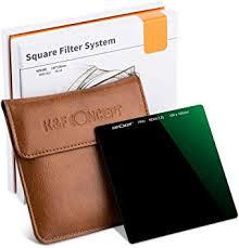 K&F Concept 100mm ND64 Square Filter Ultra Slim ... - Amazon.com
