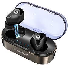 <b>Wireless Bluetooth</b> Earbuds,ANROOG <b>A8</b> Latest <b>Bluetooth</b> 5.0 True ...