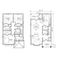 Myrtle III Queen Anne Floor Plan   TightLines DesignsMyrtle III floor plan