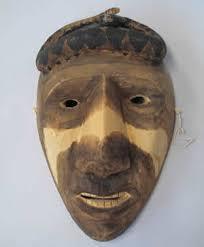 Snake mask by Allen Long - Carvers_AllenLong_SnakeMask