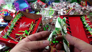 a lot of <b>Christmas candy</b> - YouTube