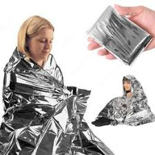 Emergent Blanket Lifesave Dry Outdoor First Aid Survive ... - Vova