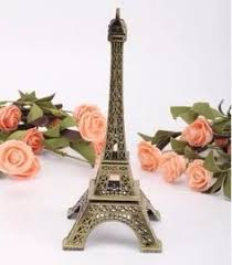 <b>1Pc</b> Creative Gifts - Metal Art Crafts <b>Paris Eiffel</b> Tower in 2019 ...