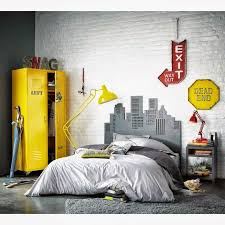 themed kids room designs cool yellow:  modern and stylish teen boys room designs my  yo would love the skyline headboard swag letters crack me up