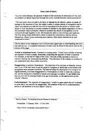 cover letter example of satire essay example of a satire essay cover letter examples of satire essays handoutexample of satire essay extra medium size