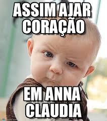 Assim Ajar Coração - Sceptical Baby meme en Memegen via Relatably.com