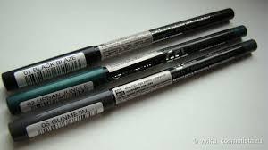 Водостойкий <b>гелевый карандаш для глаз</b> Essence 01 Black Blaze ...