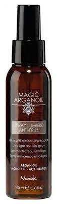 Nook Magic Arganoil <b>Спрей ультра</b>–<b>легкий</b> для непослушных волос