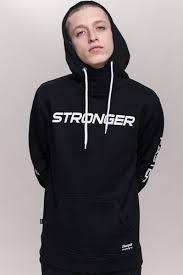 Slogan print hoodie - Замечательный выбор для покупки онлайн!