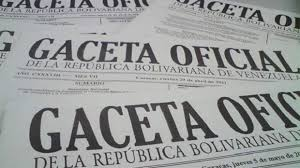 Resultado de imagen para leyes habilitantes y estado de excepción en venezuela