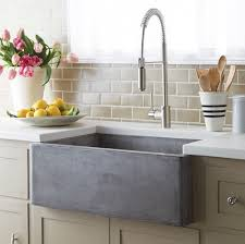 late kitchen sinks countertops apron