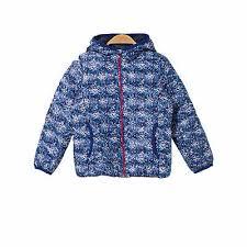 Bossini Winter Selection <b>Girls Floral Hooded</b> Light <b>Down</b> Jacket 5/6 ...