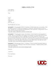 cover letter s template cover letter s