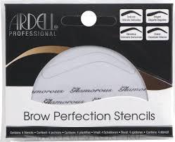 Набор <b>трафаретов</b> для бровей - <b>Ardell Brow Perfection</b> Stencils ...