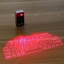Bluetooth Virtual Laser Keyboard Wireless Projector Keyboard for ...