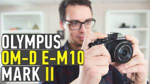 <b>Olympus OM</b>-<b>D E</b>-<b>M10</b> Mark II: обзор <b>фотоаппарата</b> - YouTube