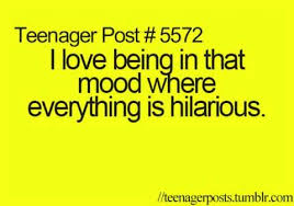 Funny Teen Quotes Teenage | Funny Cause Friend Peyton Was Yelling ...