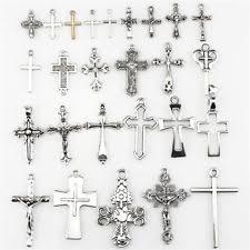 Cross Charm Jewelry Making Charms & Pendants for sale | eBay