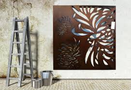 designs outdoor wall art: wall art designs outdoor wall art metal floral carving out door wall art pure nature