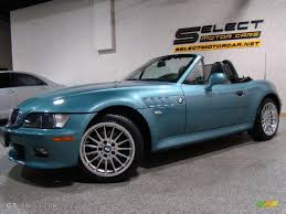 atlanta blue metallic bmw z3 black interior 1996 bmw z3