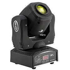 MFL. Moving Head Light 8 Gobo DMX 8/12 Channels ... - Amazon.com