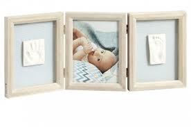 <b>Baby Art Рамка</b> тройная Классика - Акушерство.Ru