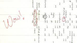 <b>Wow</b>! signal - Wikipedia