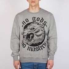 <b>Толстовка OUTCAST No gods</b> No masters купить в интернет ...