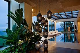 view in gallery indoor swimming pool with asian style lantern lighting asian inspired lighting
