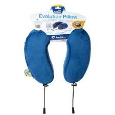 <b>Подушка</b> под шею для путешествий <b>CaBeau Evolution</b> pillow, синяя