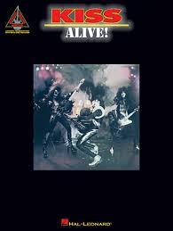 <b>Kiss</b> – <b>Alive</b>! | Hal Leonard Online
