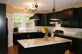 Kitchen Islands With Granite Countertops Enhance The Decor Of Your Home With Small Kitchen Granite