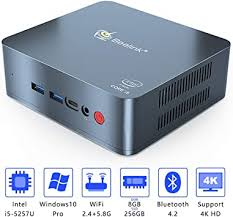 Beelink U57 Mini PC with Intel Core i5-5257u ... - Amazon.com