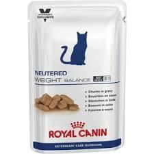 Купить <b>Паучи Royal Canin ВКН</b> Neutered Weight Balance диета ...