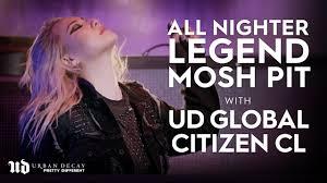 It's Mosh Pit Proof! | <b>All Nighter Setting Spray</b> | <b>Urban Decay</b> ...