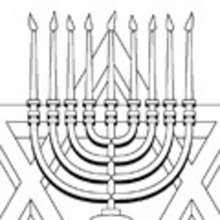HANUKKAH coloring pages - Coloring pages - Printable Coloring ...