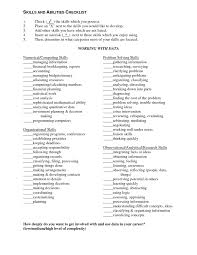 amazing example of abilities comparison shopgrat super strengths and skills on resume sample of example of
