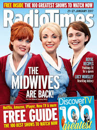 call the midwife new series rewritten at short notice after the full interview heidi thomas and discover the other shows that were re written after stars departed in the new issue of radio times