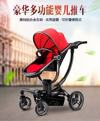 Luxury Multi function <b>High grade Aluminum</b> Alloy Baby Stroller ...