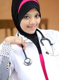 Image result for Muslim lady profession