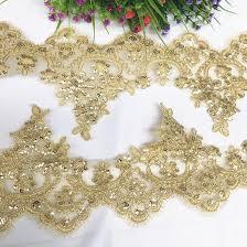 <b>13CM width</b> gold <b>lace</b> trim border cording <b>lace</b> golden trimming <b>lace</b> ...