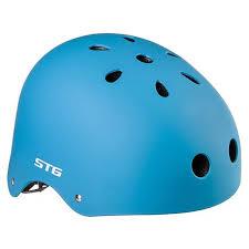 <b>Шлем</b> велосипедный STG MTV12 <b>Синий Р</b>:<b>S</b>(53-55) Х89046 из ...