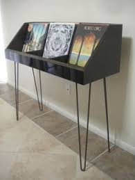 fully customizable vinyl record display and by dkvinyldisplays front shot finished vinyl record