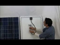 mc4 solar panel