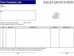 Sales Quotation Template for Word | PowerPoint Presentation