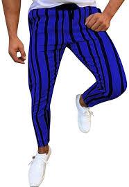 OMINA Mens Stripe Sweatpants, 2019 Fashion ... - Amazon.com