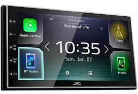 <b>JVC KW</b>-<b>M741BT</b> – автомобильный мультимедиа ресивер, тест